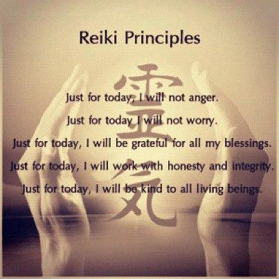 Reiki Principle